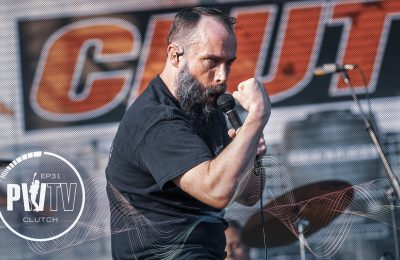 PWTV EP31 | Clutch - Full set from the 2019 Bunbury Music Festival